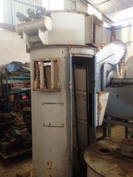 Máquinas e equipamentos industriais usados