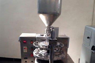 Máquinas usadas para indústria de cosméticos