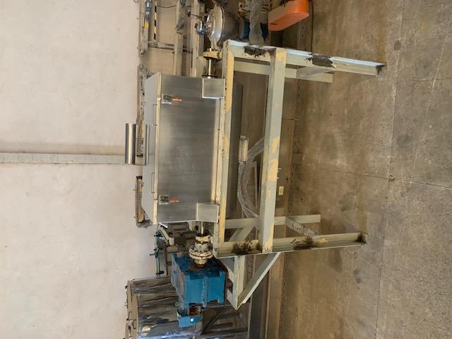 Misturador de pó ribbon blender