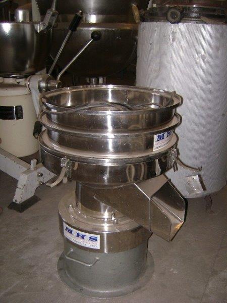Peneiras vibratórias usadas