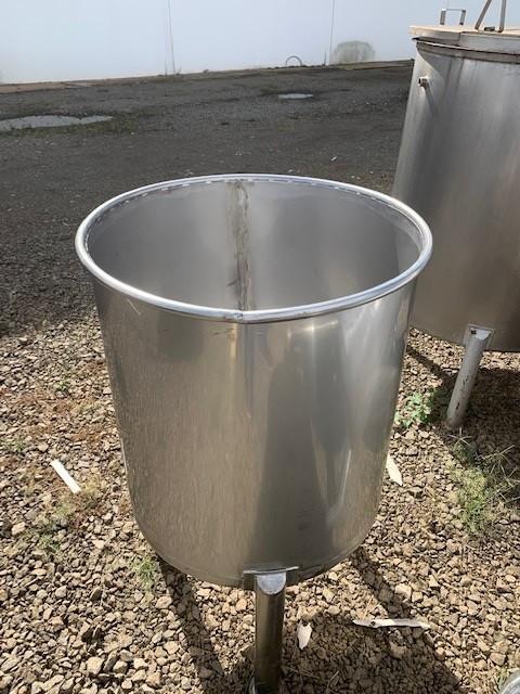 Tanque de inox 3000 litros