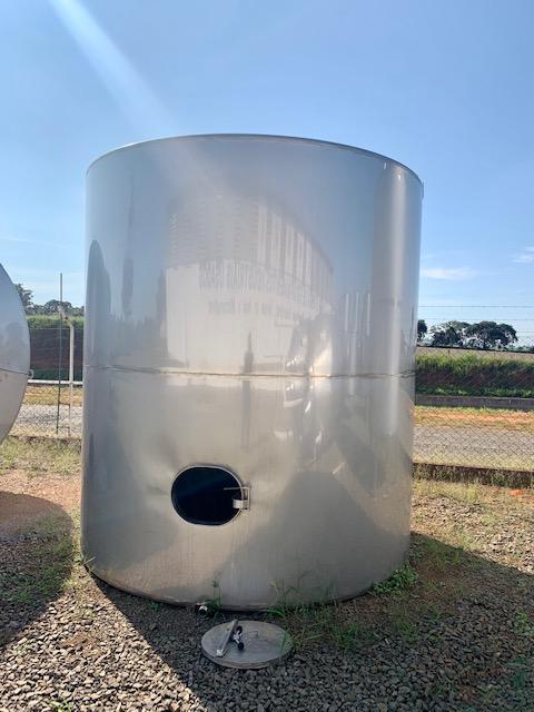 Tanque inox para liquidos