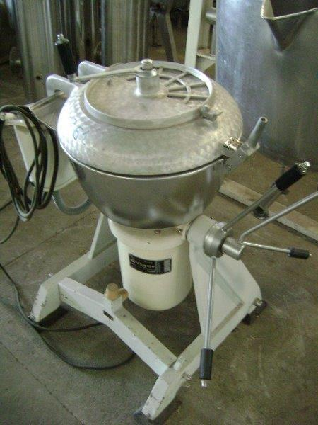 Venda de equipamentos industriais usados