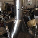 Misturador de pó industrial