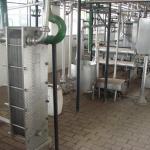 Pasteurizador industrial