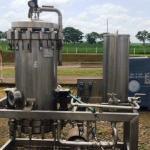 Máquina para indústria de refrigerante usada