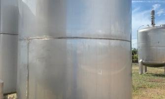 Tanque inox 10000 litros usado