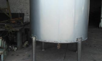 Tanque inox industrial preço